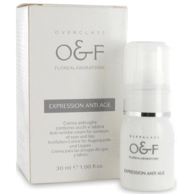 Crema Antiedad Expression Contorno Ojos y Labios (30 ml)