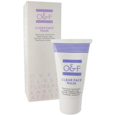 Mascarilla Hidratante Clear Face (50 y 250 ml)